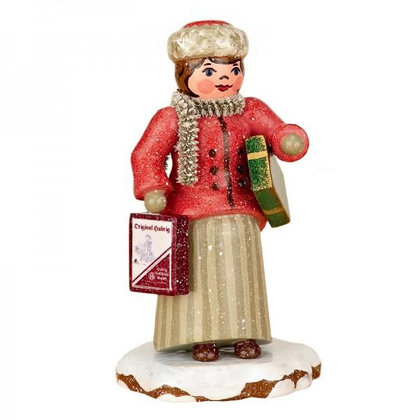 Hubrig Winterkinder Weihnachtseinkäufe
