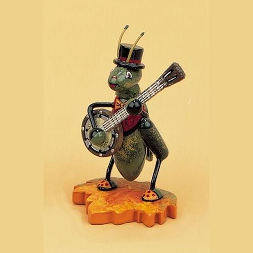 Hubrig Grille mit Banjo