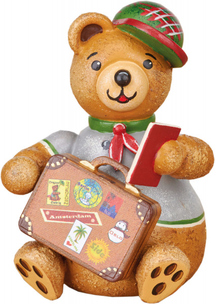 Hubrig Hubiduu ® - Teddys mit Herz - Reiselust