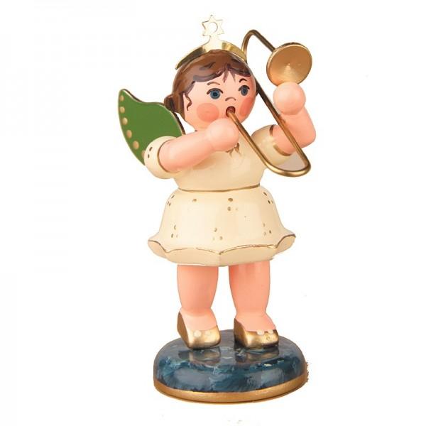 Hubrig Engel mit Posaune
