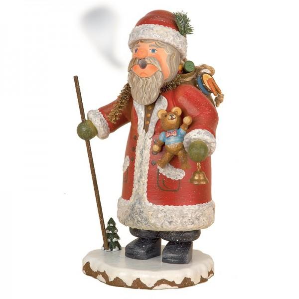 Hubrig Räuchermann Winterkinder Weihnachtsmann
