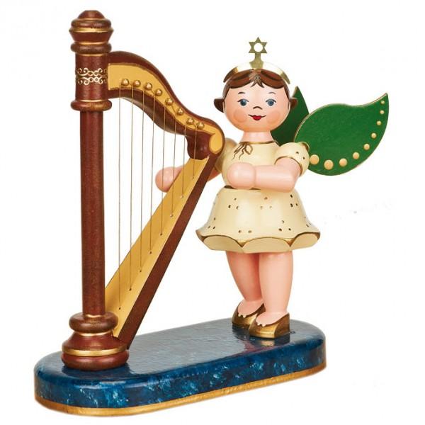 Hubrig Engel Harfe 16cm