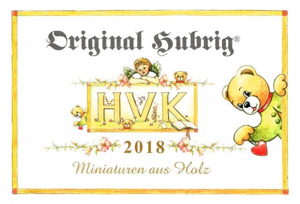 Hubrig Minikatalog 2018