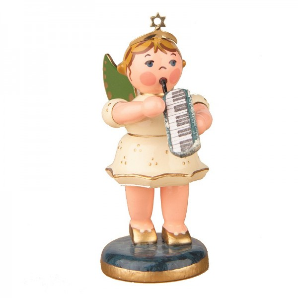 Hubrig Engel mit Melodika