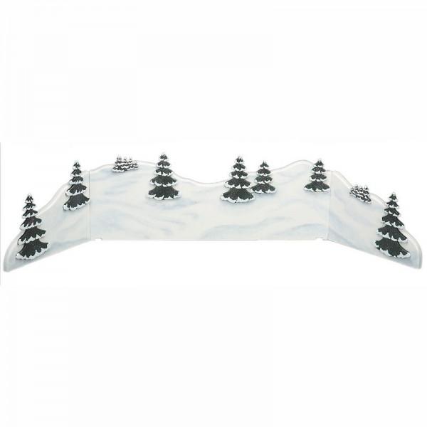 Hubrig Winterlandschaft Diorama