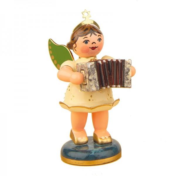 Hubrig Engel mit Ziehharmonika