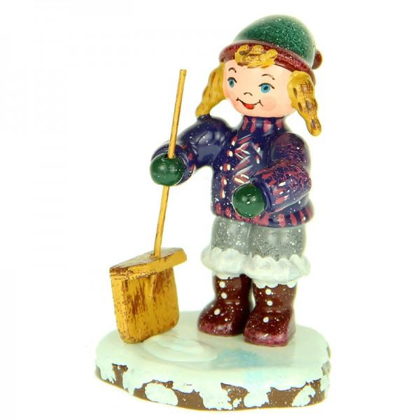 Hubrig Winterkinder Schneefeger