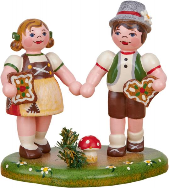 Hubrig - Hänsel und Gretel, passend zum Knusperhäuschen