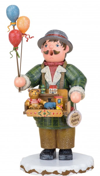 Hubrig Räuchermann Winterkinder Spielzeughändler