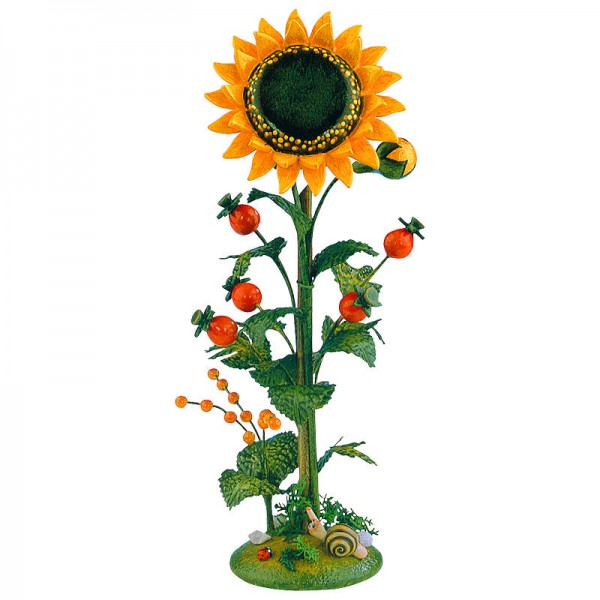 Hubrig Blumeninsel Sonnenblume groß
