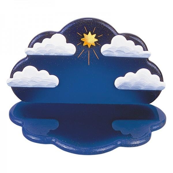 Hubrig Wolke stehend/hängend
