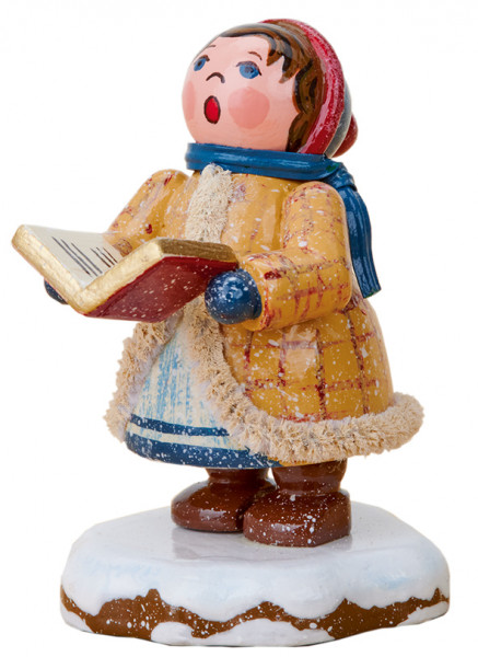 Hubrig Winterkinder Sternsinger Johanna