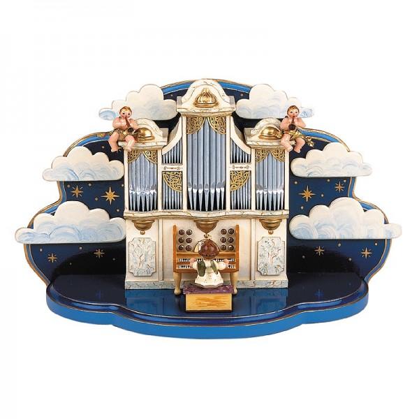 Hubrig Orgel mit kleiner Wolke mit Musikwerk
