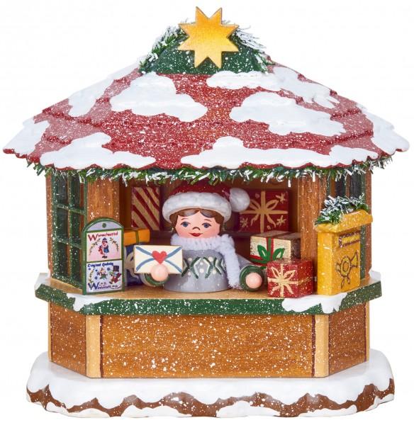 Hubrig Winterhaus Weihnachtspostamt