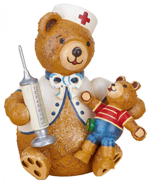 Hubrig Hubiduu ® - Teddy Teddy mini - Erste Hilfe