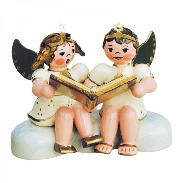Hubrig Engelpaar erzählt Weihnachtsgeschichten