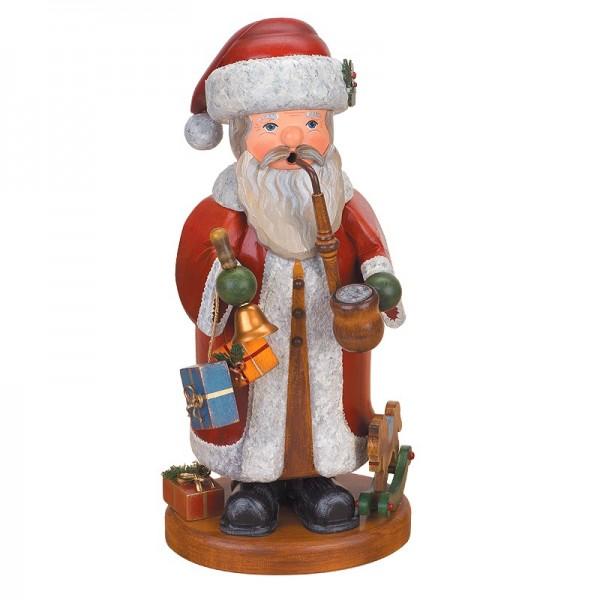 Hubrig Räuchermann Weihnachtsmann