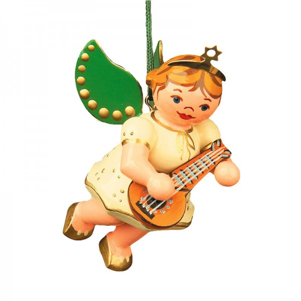 Hubrig Engel mit Mandoline
