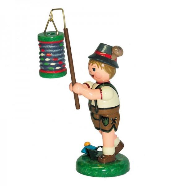 Hubrig Lampionkinder Junge mit Lampion