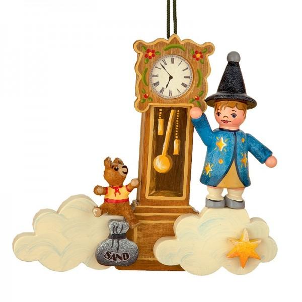 Hubrig Sandmann - Teddy - Uhr