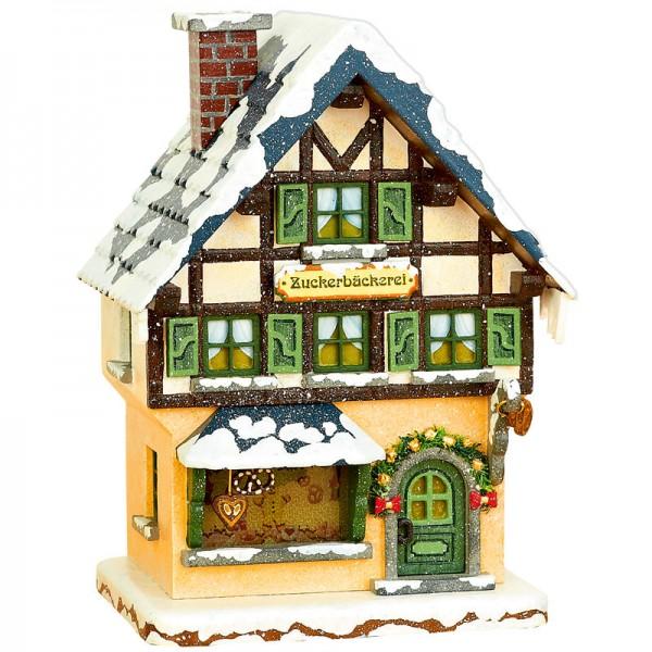Hubrig Winterhaus Zuckerbäckerei