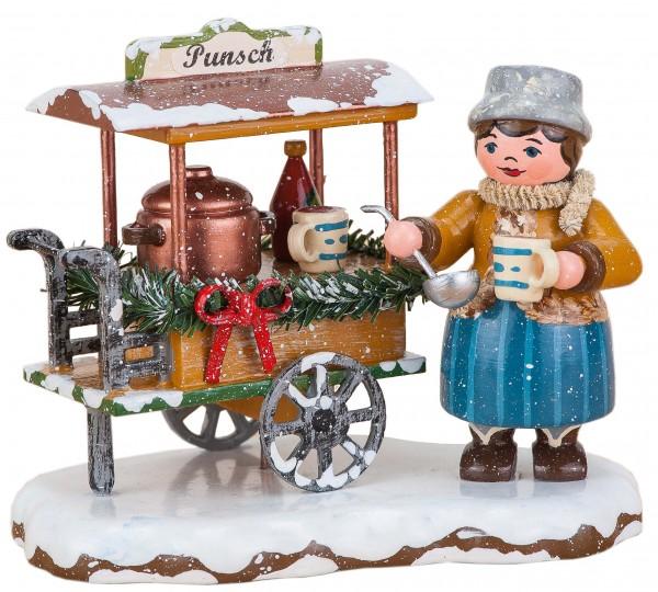 Hubrig Winterkinder Punschwagen