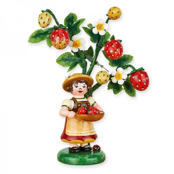 Hubrig Jahresfigur 2014 Erdbeere