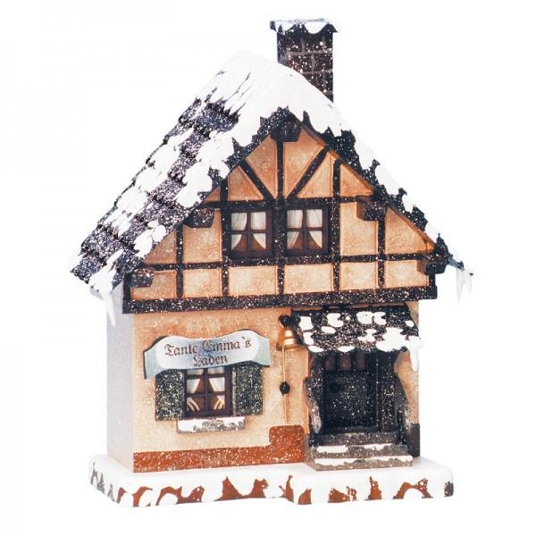 Hubrig Winterhaus Winterhaus Tante-Emma-Laden