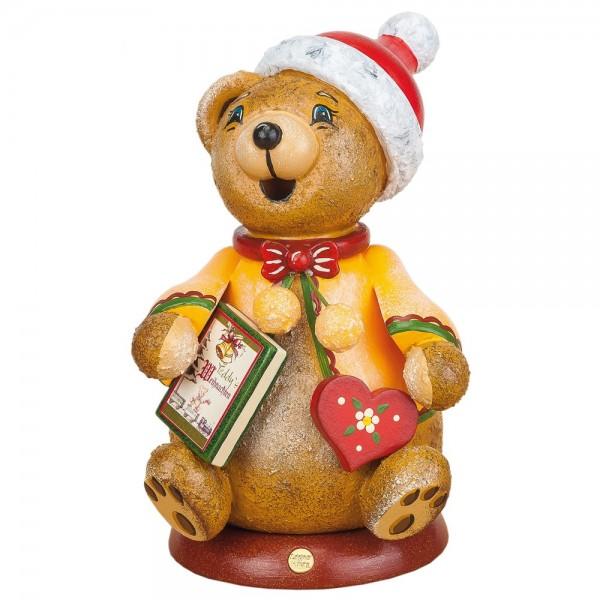 Hubrig Räucherwichtel Teddy's Weihnachtsgeschichte