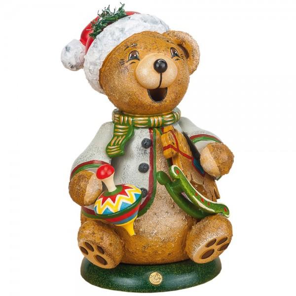 Hubrig Räucherwichtel Teddy's Schaukelpferd