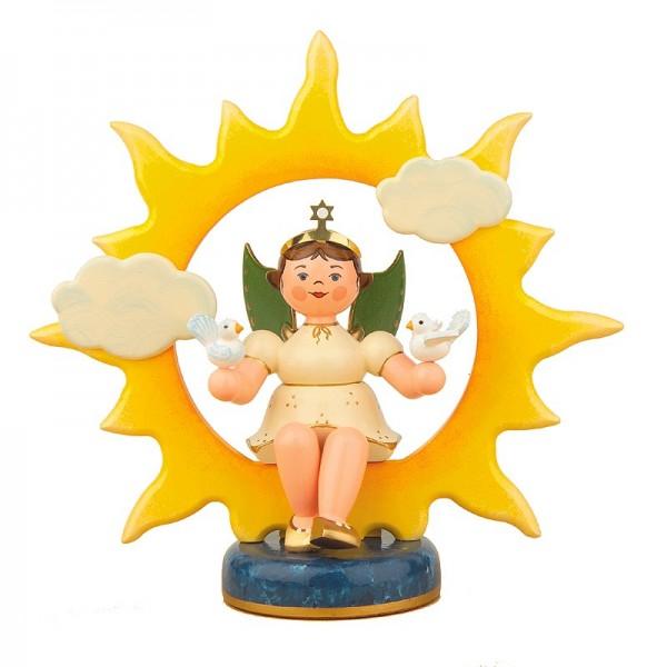 Hubrig Engel mit Sonne und Tauben