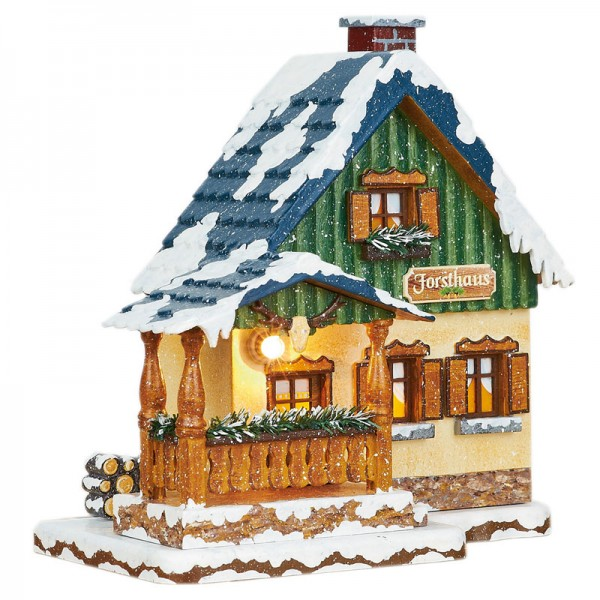 Hubrig Winterhaus Forsthaus