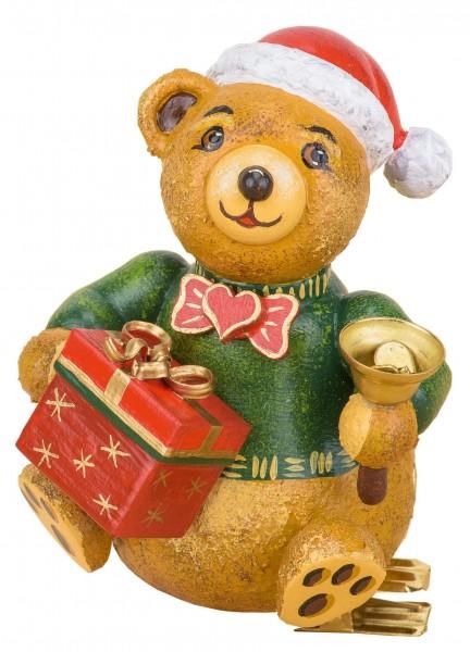 Hubrig Baumclipser Teddy Weihnachtsbärli