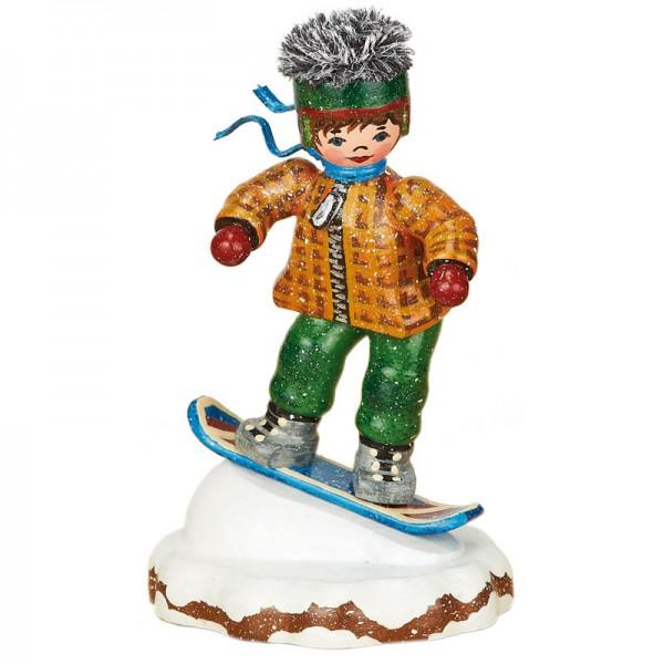 Hubrig Winterkinder Snowboardfahrer