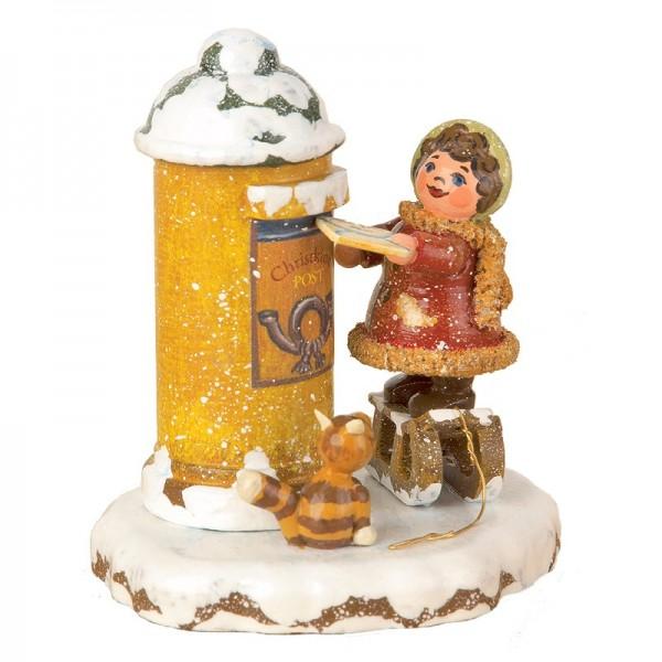 Hubrig Winterkinder Christkindelpost