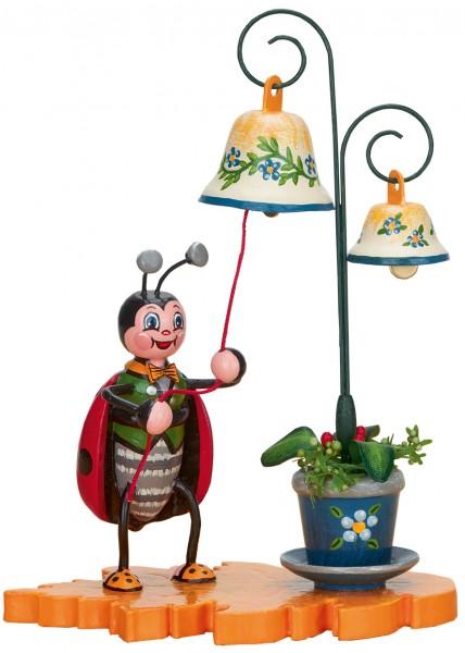 Hubrig - Marienkäfer mit Glockenspiel