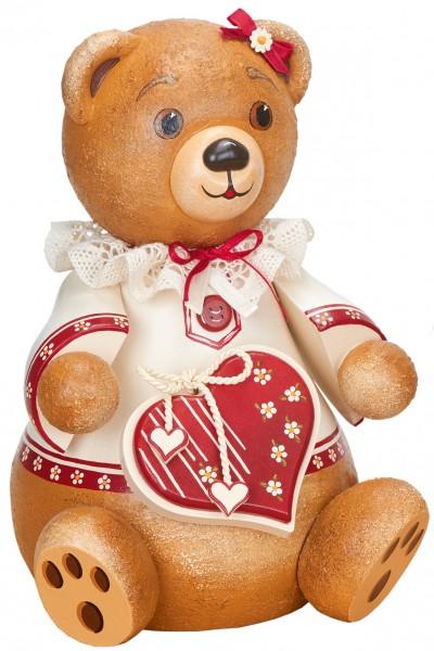 Hubrig Hubiduu ® - Teddy mit Herz - Unsere Elli - 25cm